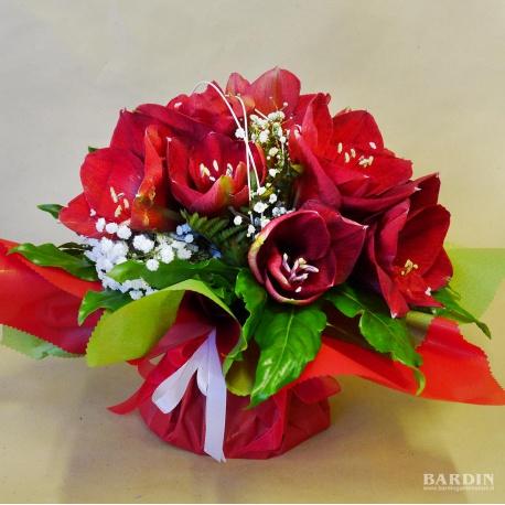 Mazzo 7 Rose Rosse