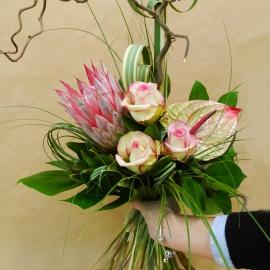 Mazzo di fiori misti