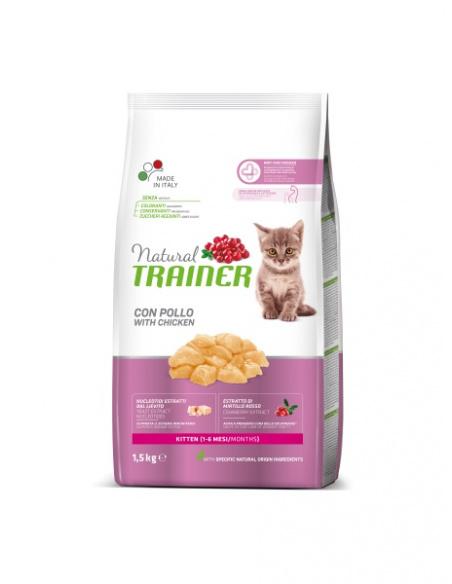 TRAINER KITTEN POLLO 1,5 KG