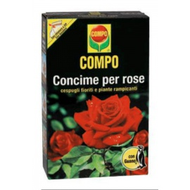 COMPO CONCIME PER ROSE 3 KG