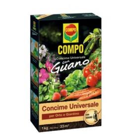 COMPO CONCIME GUANO 1 KG