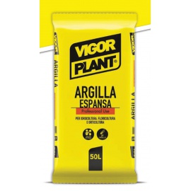 VIGOR PLANT ARGILLA 50 LT