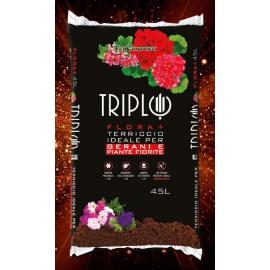 TRIPLO FLORA + 45 LT