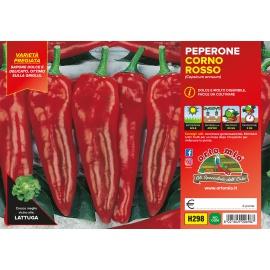 PEPERONE CORNO ROSSO H298