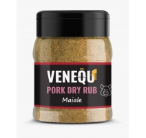 VENEQU DRY RUB PORK