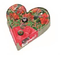 BULBI PLANT-O-MAT HEART TRAY W30
