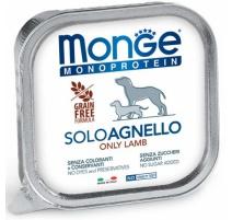 MONGE MONOPROTEIN AGNELLO 150 GR
