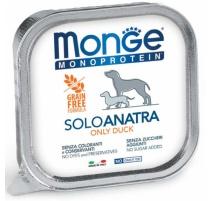 MONGE MONOPROTEIN ANATRA 150 GR