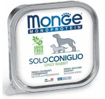 MONGE MONOPROTEIN CONIGLIO 150 GR