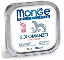 MONGE MONOPROTEIN MANZO 150 GR