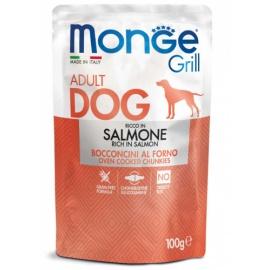 MONGE GRILL SALMONE 100 GR