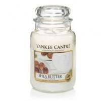 YANKEE CANDLEE SHEA BUTTER