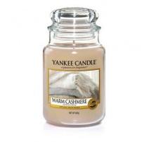YANKEE CANDLEE WARM CASHMERE
