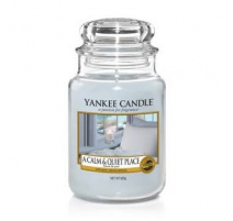 YANKEE CANDLEE CALM AND QUIET PLACE