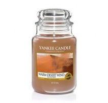 YANKEE CANDLEE WARM DESERT WIND