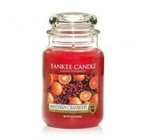 YANKEE CANDLE MANDARIN CRANBERRY