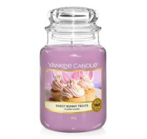 YANKEE CANDLE SWEET BUNNY TREATS