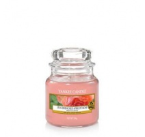 YANKEE CANDLE DRENCHED APRICOT