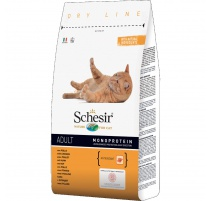 SCHESIR ADULT CAT POLLO 1,5 KG