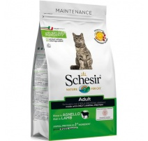 SCHESIR ADULT CAT AGNELLO 1,5 KG