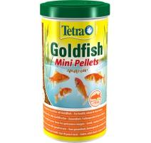 TETRAPOND GOLDFISH MINI PELLETS
