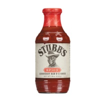 STUBB'S SPICY SALSA BARBECUE