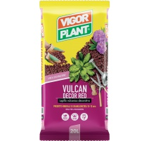 LAPILLO VULCAN DECOR RED VIGORPLANT