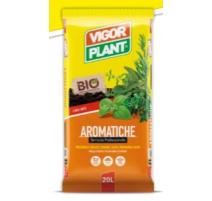 VIGOR PLANT TERRICCIO PIANTE AROMATICHE 20 LT