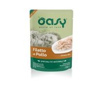 OASY CAT BUSTA SPEC. NAT FILETTO DI POLLO 70 GR