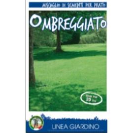 MISCUGLIO DI SEMENTI PER PRATO OMBREGGIATO 1 KG