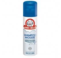 SANO E BELLO SHAMPOO MOUSSE TALCO 200 ML