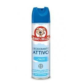 SANO E BELLO DEO-ATTIVO TALCO 250 ML
