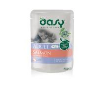 OASY WET CAT BOCCONCINI SALMONE 85 GR