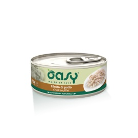 OASY WET CAT SPEC. NATURALE FILETTO DI POLLO 70 GR