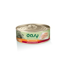 OASY WET DOG SPEC. NATURALE POLLO CON PROSCIUTTO 150 GR