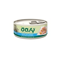 OASY WET DOG SPEC. NATURALETONNO CON VERDURE 150 GR