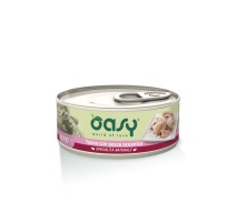 OASY WET DOG SPEC. NATURALETONNO CON PESCE OCEANICO 150 GR