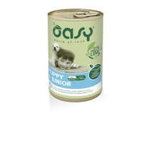 OASY LIFESTAGE PUPPY E JUNIOR 400 GR