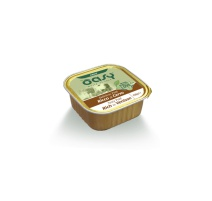 OASY WET DOG PATE' CERVO 150 GR
