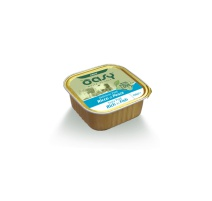OASY WET DOG PATE' PESCE150 GR
