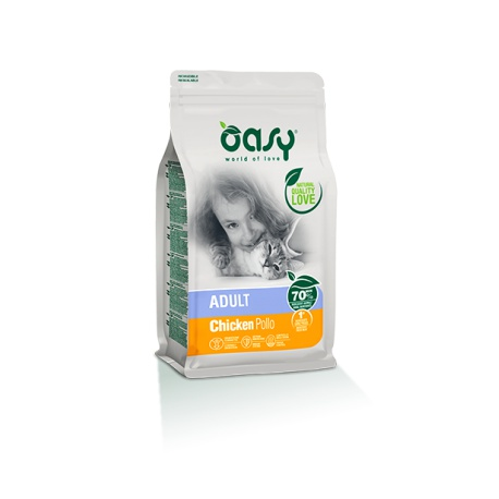 OASY DRY CAT ADULT POLLO 7,5 KG