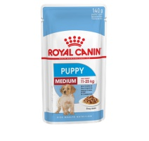 ROYAL CANIN MEDIUM PUPPY 140 GR