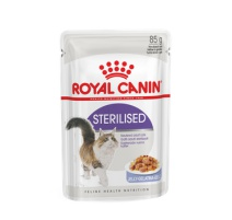 ROYAL CANIN STERILISED JELLY 85 GR