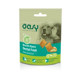 OASY BISCOTTI RIPIENI DENTAL FRESH