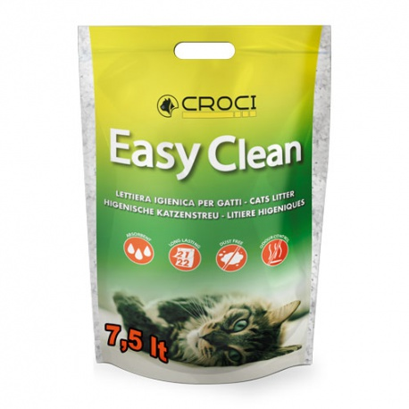 LETTIERA CROCI EASY CLEAN 7,5 LT