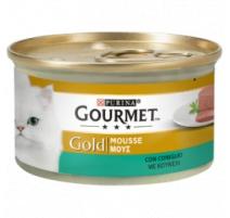GOURMET MOUSSE CONIGLIO 85 GR