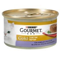 GOURMET GOLD TORTINI AGNELLO E FAGIOLINI 85 GR