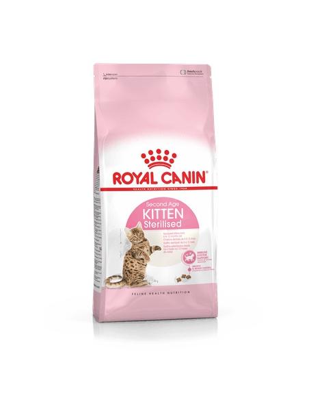 ROYAL CANIN KITTEN STERELISED 400 GR