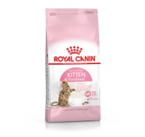 ROYAL CANIN KITTEN STERELISED 400 GR