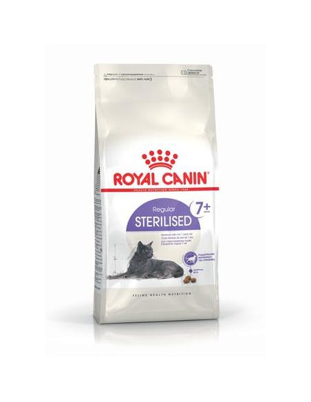 ROYAL CANIN STERELISED +7 400 GR